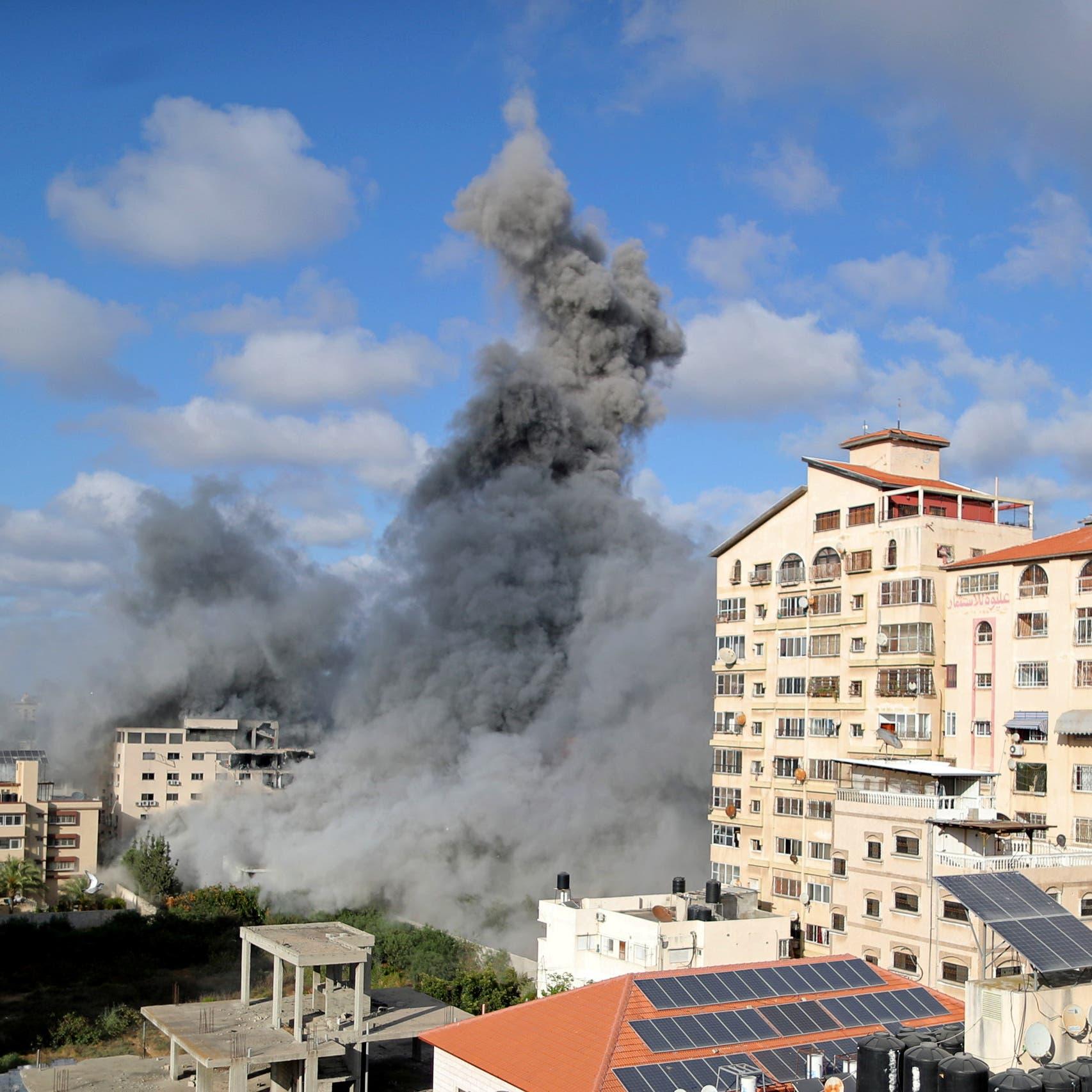 حماس وافقت سراً على تهدئة لـ18 ساعة.. تفاصيل جديدة