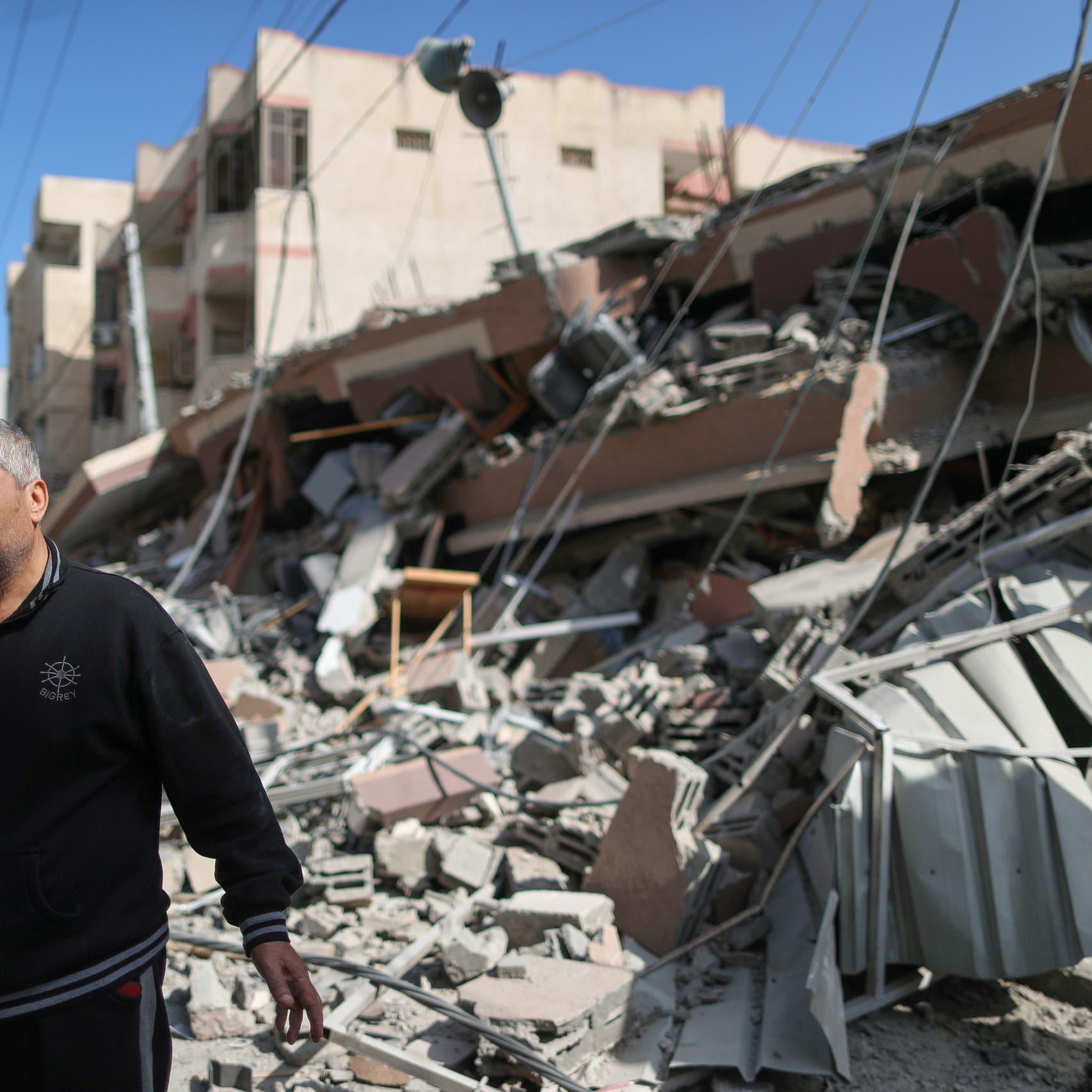 تجدد الغارات على غزة.. ولا مؤشرات قريبة على هدنة