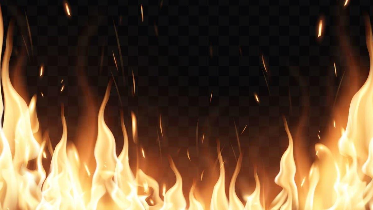 نار أكلت جسده.. شاهد إيرانيا يشعل نفسه في أربيل