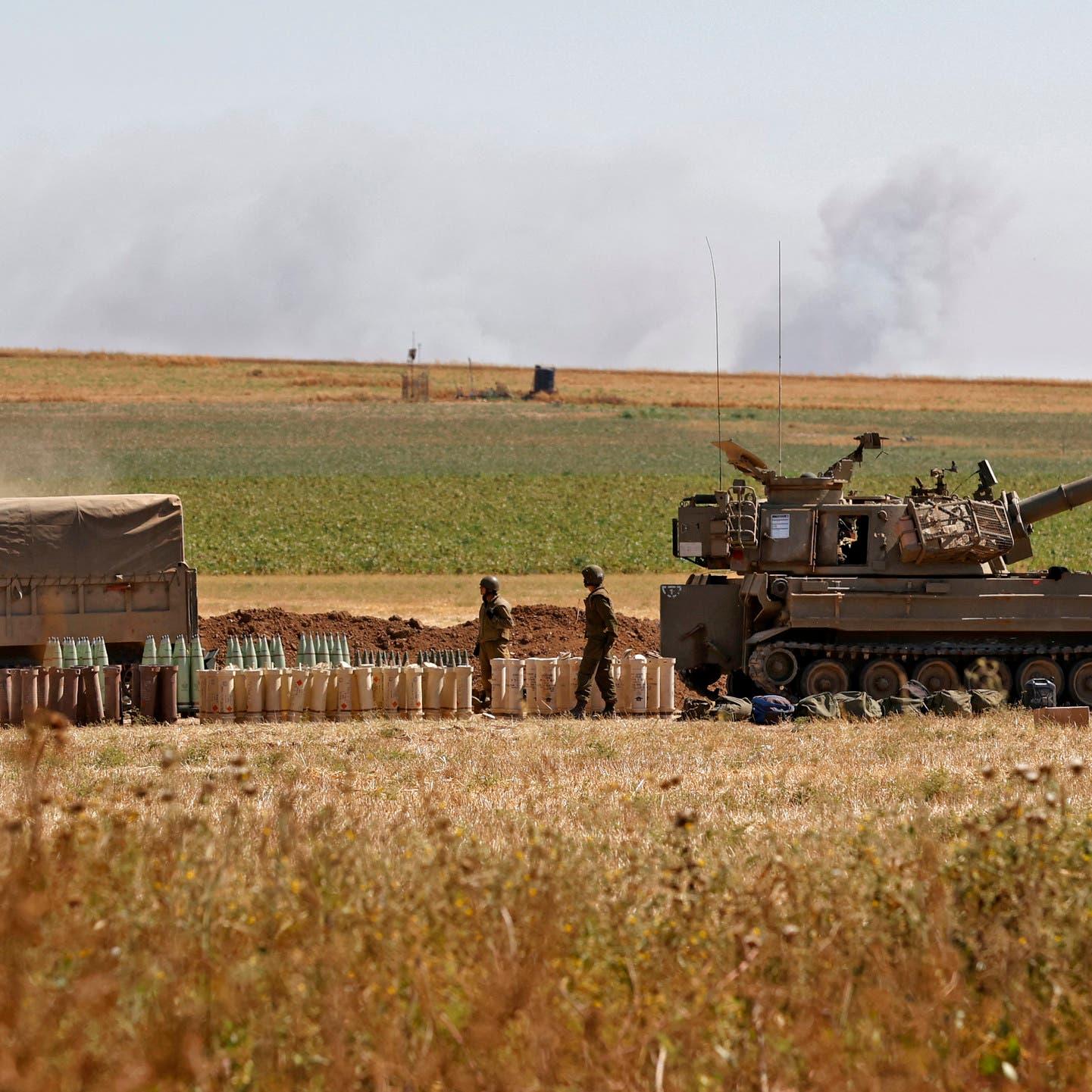 القوات الإسرائيلية تصيب 4 فلسطينيين بجروح بمخيم شرق غزة