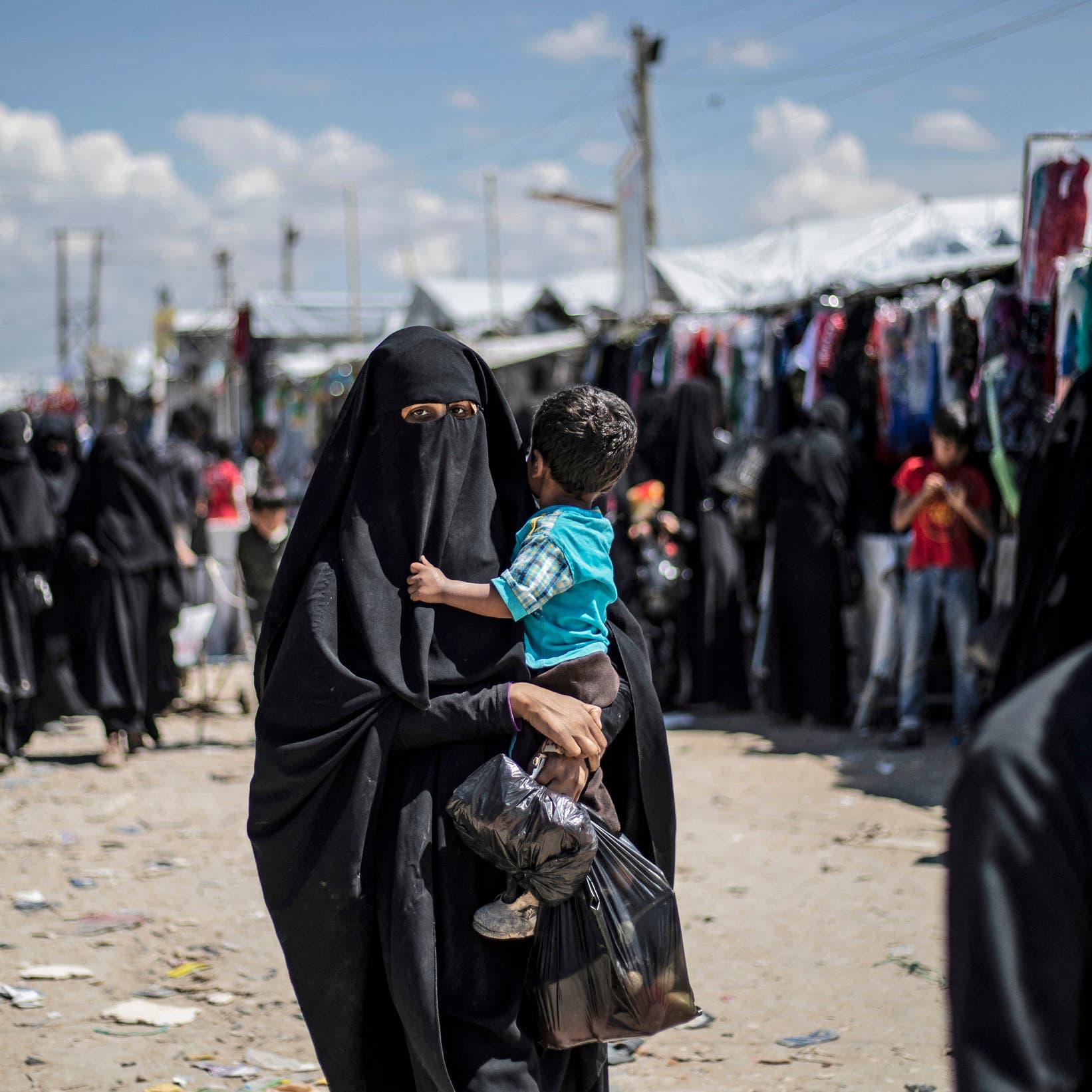 إليك معقل داعش الجديد.. تحرك في مخيم الهول كشف المستور