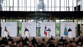 Leaders agree in Paris on helping African economies revive