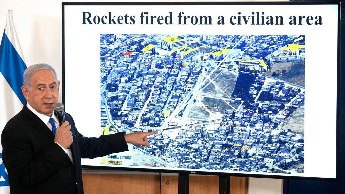 نتانياهو:لا نستبعد سحق حماسإذا لم ننجح في ردعها