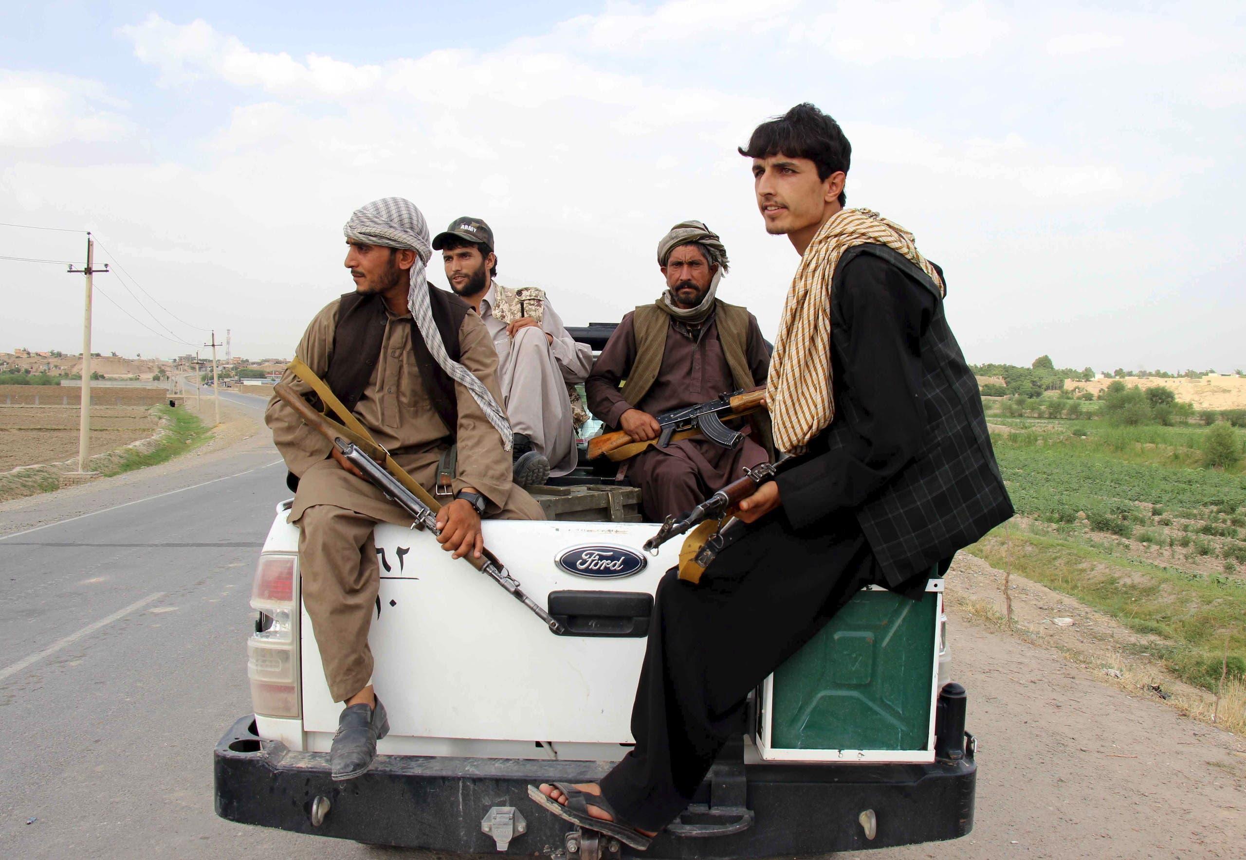 شرطة أفغانية (رويترز)