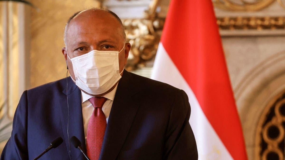 وزير خارجية مصر يكشف آخر تطورات العلاقة مع تركيا