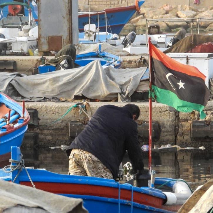 مأساة جديدة.. 50 مفقوداً في غرق قارب مهاجرين من ليبيا