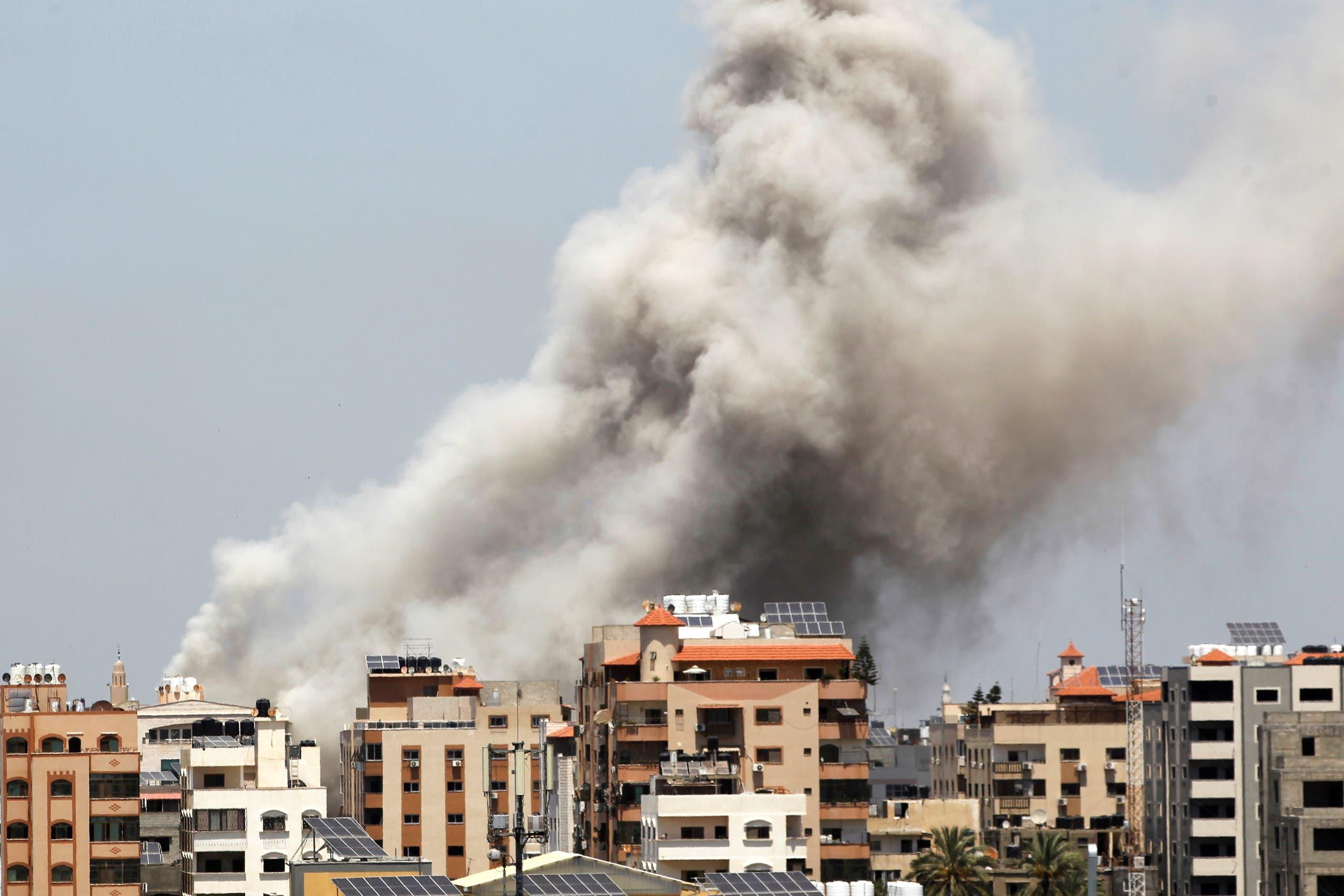 Bombardeo israelí de Gaza