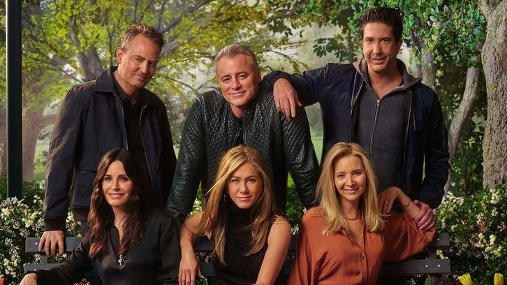مئات الملايين لكل ممثل من أبطال مسلسل Friends