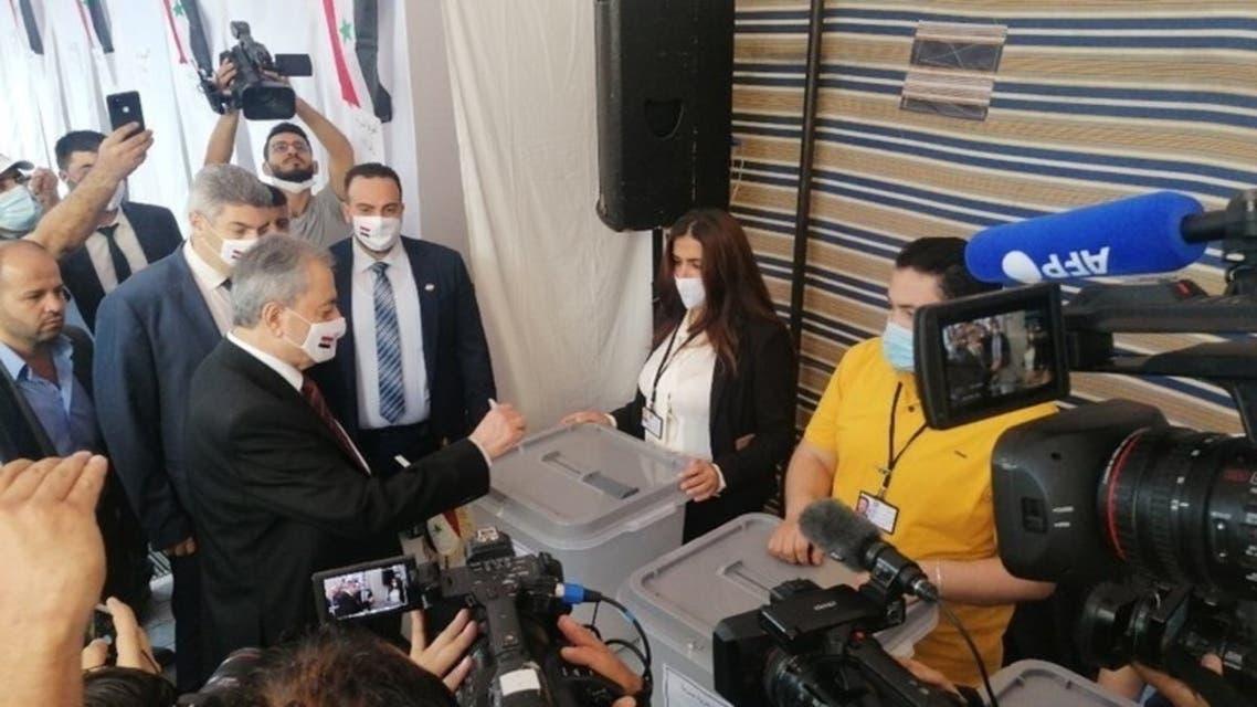 انتخابات سوريه