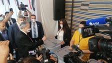 انتخابات در خارج سوریه با پاره کردن عکس بشار اسد آغاز شد