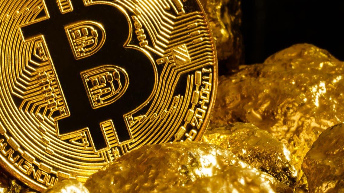 بيتكوين والذهب