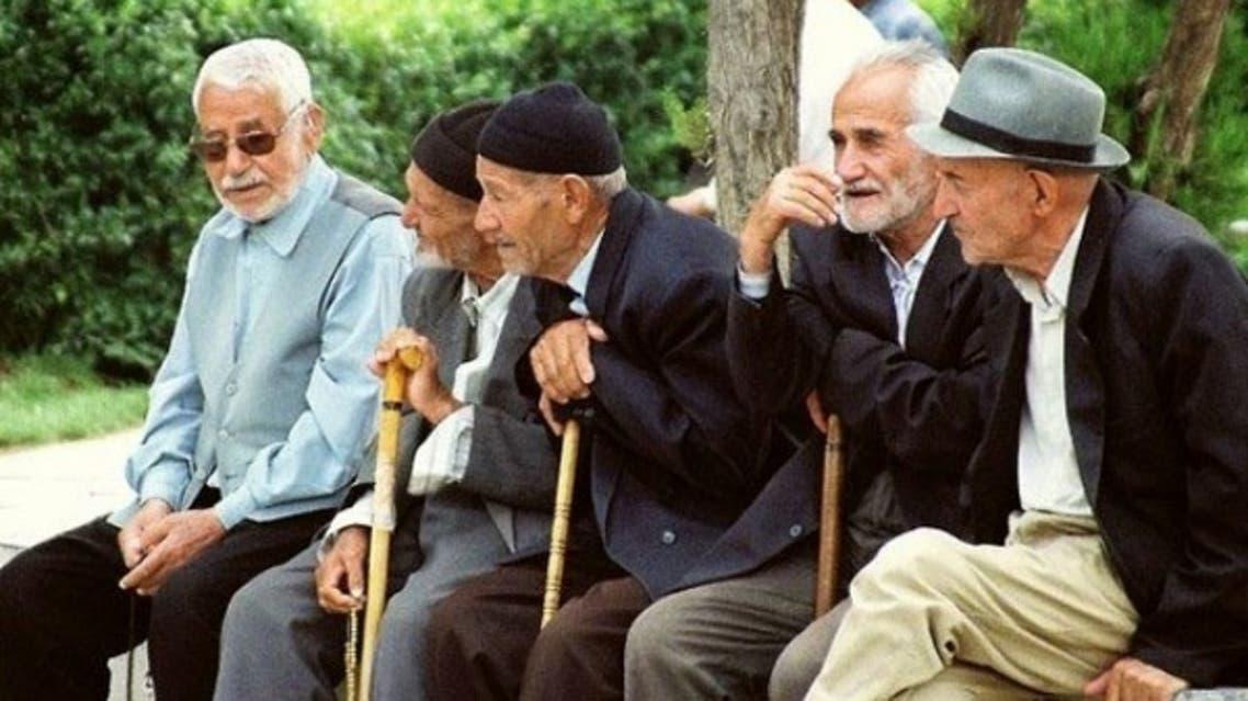 ایران - سالمندی
