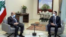 Lebanon's president did not mean to revoke Hariri's mandate, son-in-law says