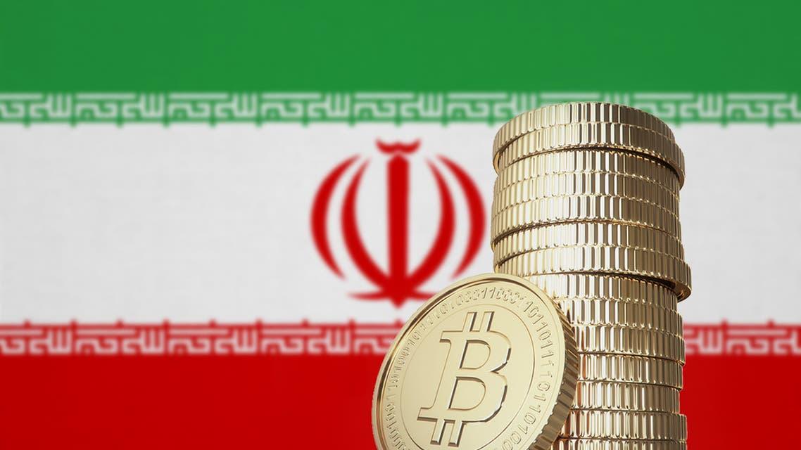 بيتكوين إيران