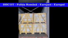 'Historical seizure' of heroin allegedly from Iran at Romanian Black Sea port