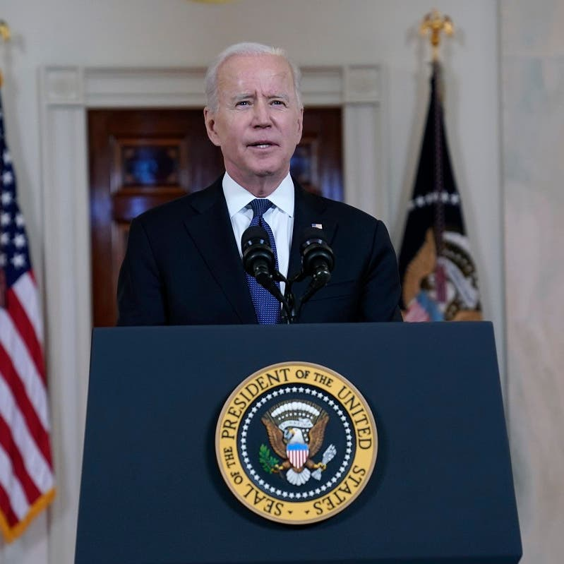 US President Biden publicly addresses Palestine-Israel violence for first time
