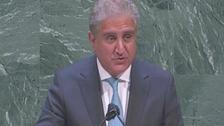 سلامتی کونسل اسرائیلی جارحیت کے خاتمے میں کردارادا کرے: شاہ محمودقریشی