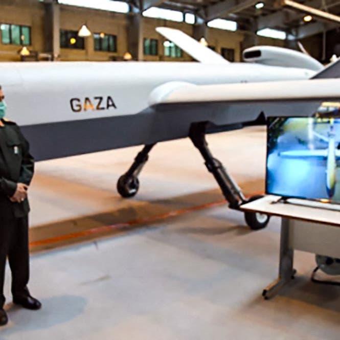 Iran displays long-range drone, names it 'Gaza' in honor of Palestinians' struggle