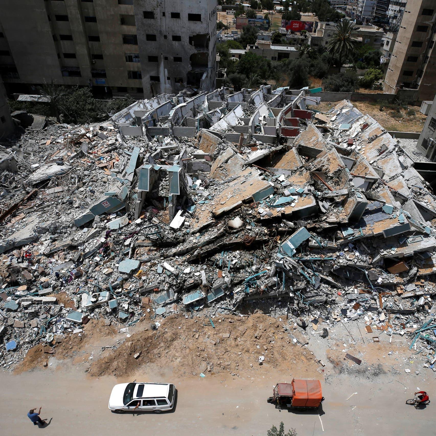 بالأرقام.. هذه حصيلة الدمار من البشر والحجر في حرب إسرائيل وغزة
