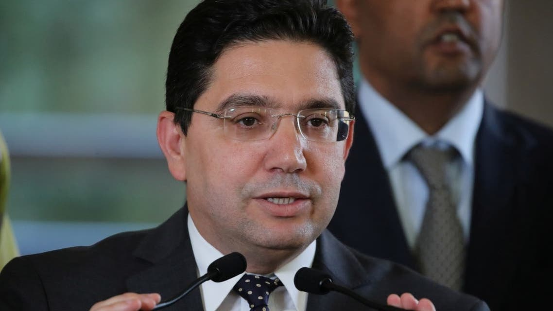 ناصر بوریطه، وزیر خارجه مراکش