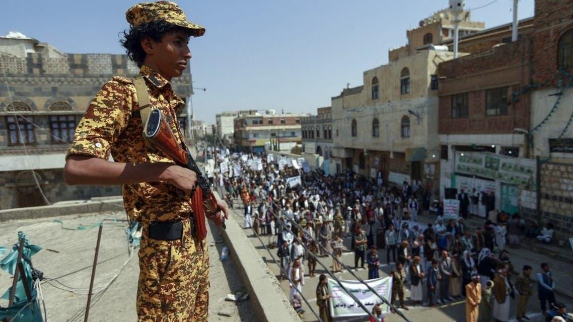 Houthis malatias in Yemen