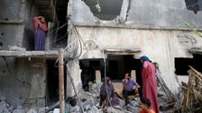 اسرائیل کی بمباری سےغزہ کا آب رسانی کا نظام 50 فی صد تباہ،8 لاکھ فلسطینی متاثر
