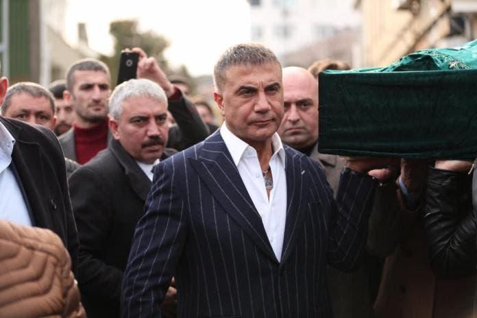 زعيم المافيا التركية سادات بكر