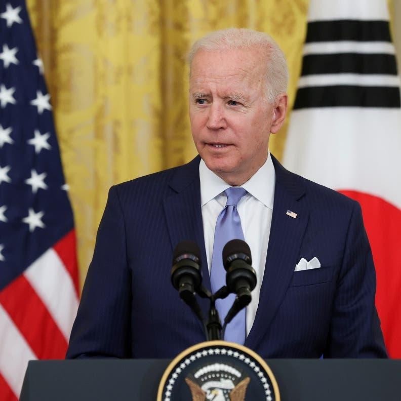 بايدن: حل الدولتين المسار الوحيد للنزاع الإسرائيلي - الفلسطيني