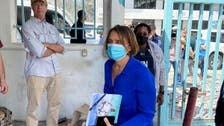 Regional UN humanitarian chief tours Gaza, presses both sides over ceasefire