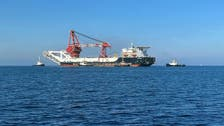 Russia's Fortuna vessel moves to German waters for Nord Stream 2 construction