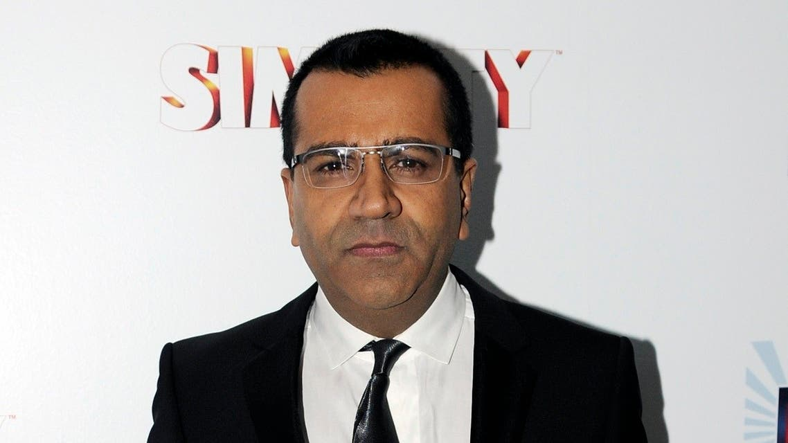 This Jan. 22, 2013 file photo shows Martin Bashir at the EA SimCity Learn. Build. Create. Inauguration After-Party, in Washington. (AP)
