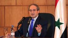 سوریه: از ابتکار عمل برای بازگشت روابط با کشورهای عربی استقبال میکنیم