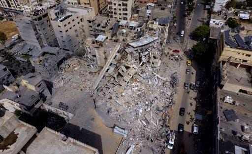 من غزة (فرانس برس)