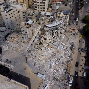 واشنطن: نسعى لإعمار غزة عبر هيئات مستقلة وليس حماس