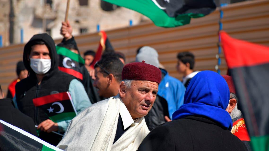 من طرابس الليبية (أسوشييتد برس)