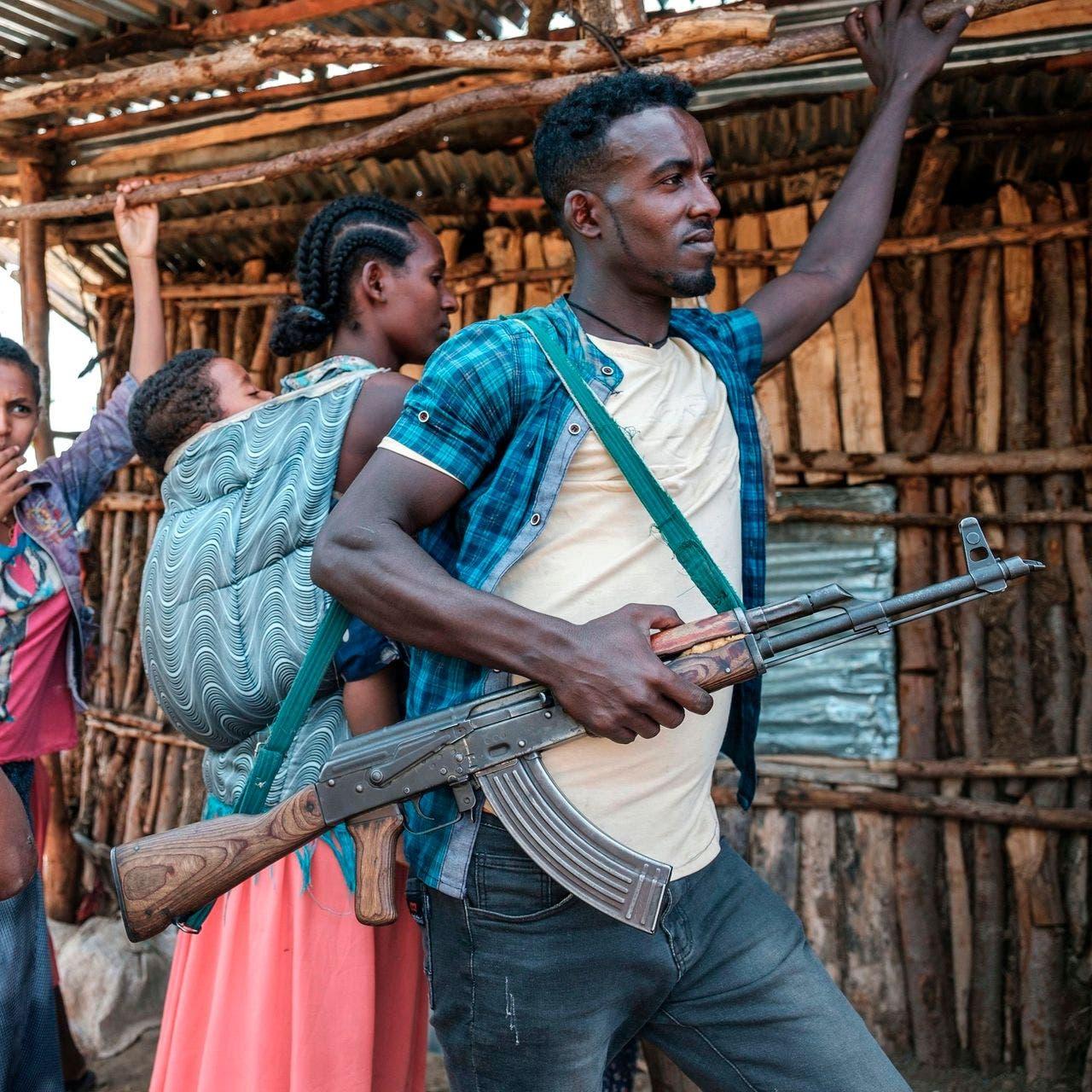 جبهة تحرير تيغراي تدخل عاصمة الإقليم بعد فرار حكومة إثيوبيا