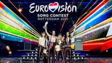 Rockers Maneskin win Eurovision song contest for Italy in Rotterdam