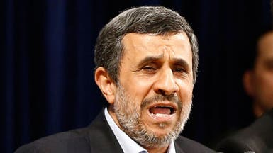 أحمدي نجاد: طهران تدعم طالبان بالسلاح وتؤجج الصراع