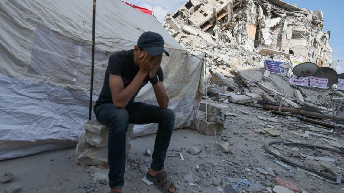 ركام ودمار في غزة (فرانس برس)