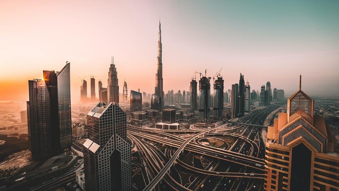 A view of Dubai's Burj Khalifa in the United Arab Emirates. (Unsplash, David Rodrigo)