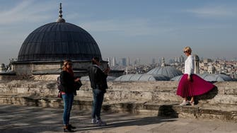 Turkey attracts only quarter of pre-pandemic levels of tourists in April