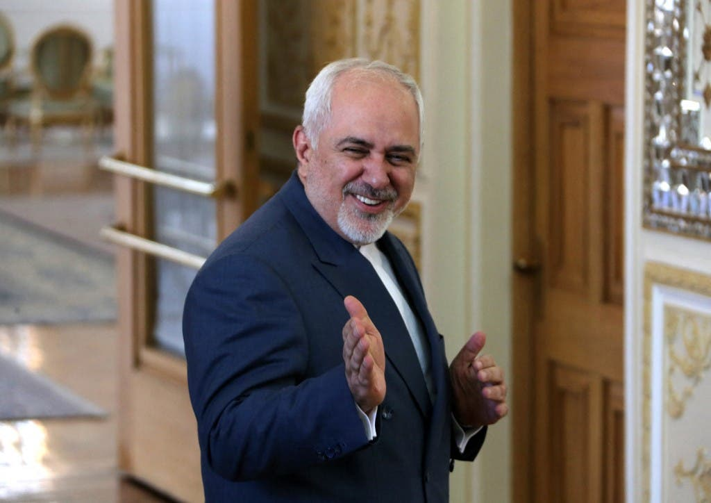 ایرانی وزیر خارجہ محمد جواد ظریف