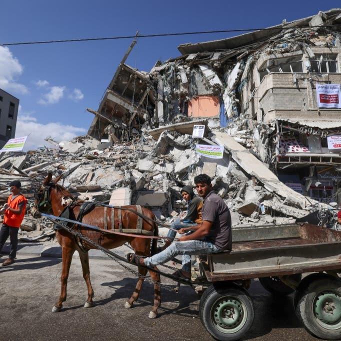 في اتصال هاتفي.. بايدن يشكر السيسي على إنهاء مواجهات غزة