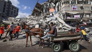 مصادر الحدث: تل أبيب قدمت للقاهرة أدلة حول تورط إيران في غزة