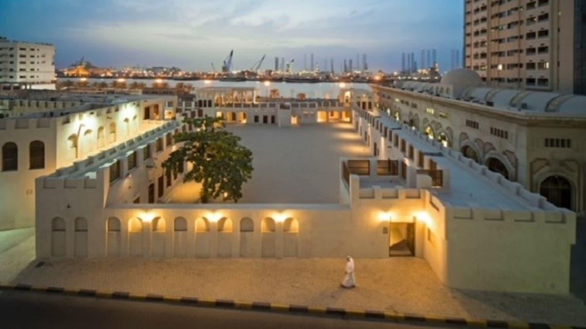 Bait Obaid Al Shamsi, Arts Square, Sharjah. (Courtesy: Sharjah Art Foundation)