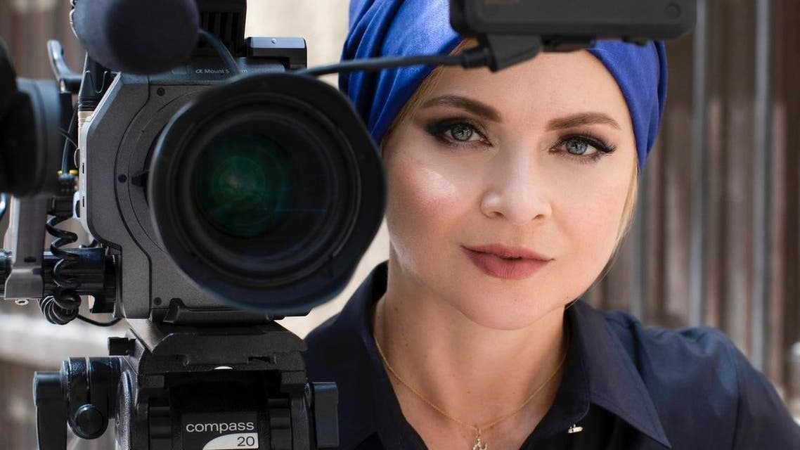 Filmmaker Eva Lanska, an award-winning producer for her work in the feature and short film drama genre, has directed and produced her first documentary titled, The Abraham Accords Change History: Women in the Middle East'. (Supplied)