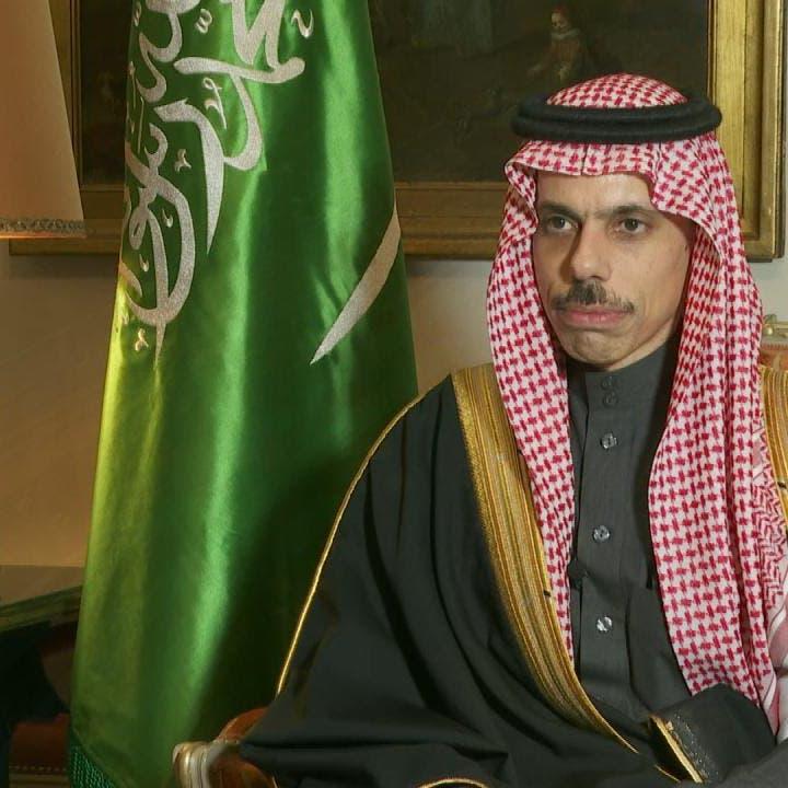 الأمير فيصل بن فرحان وبلينكن يبحثان التهدئة في المنطقة