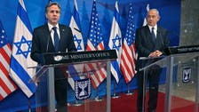 Blinken says US consulting with Israel on Iran nuclear deal