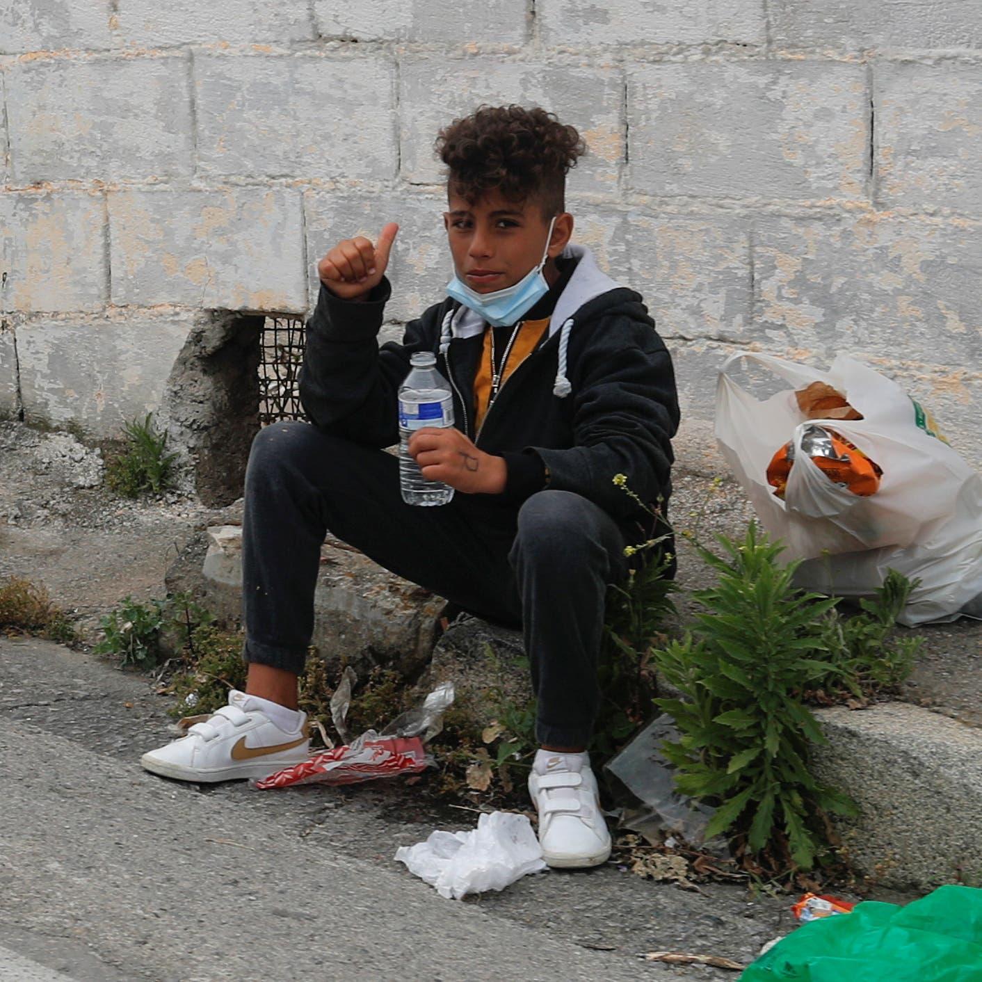 إدانات حقوقية لترحيل إسبانيا للمهاجرين القصر من سبتة