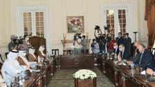 مباحثات مصرية قطرية لحل الخلافات العالقة بعد قمة العلا